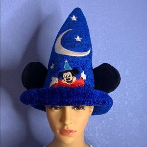 Disney Mickey Mouse Sorcerers Apprentice hat youth